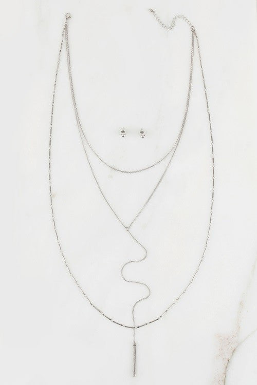Layered Necklace Set