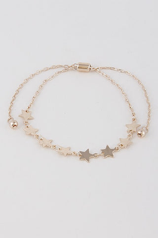 Shiny Star Bracelet