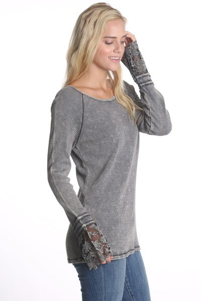 Rock The Boat Thermal Top