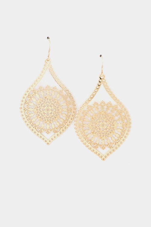 Bombay Earrings (3 Colors Available)