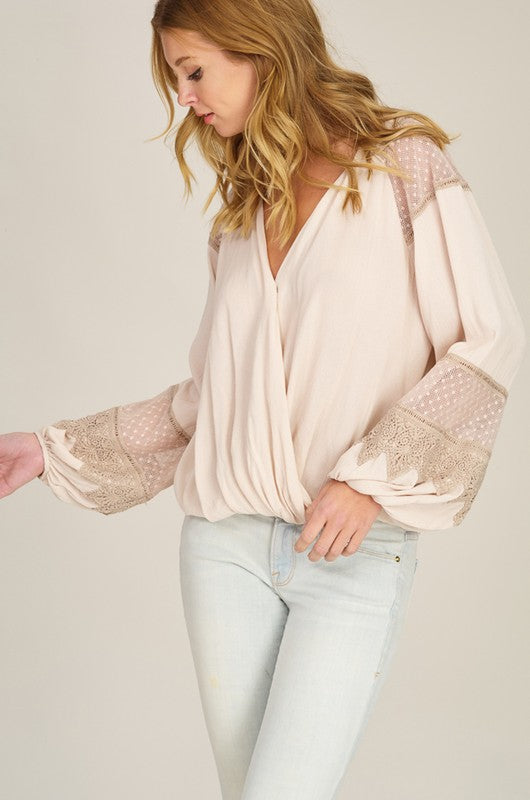 Soft Kiss Blouse