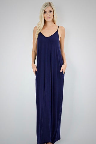 Cami Maxi Dress (All Sizes)