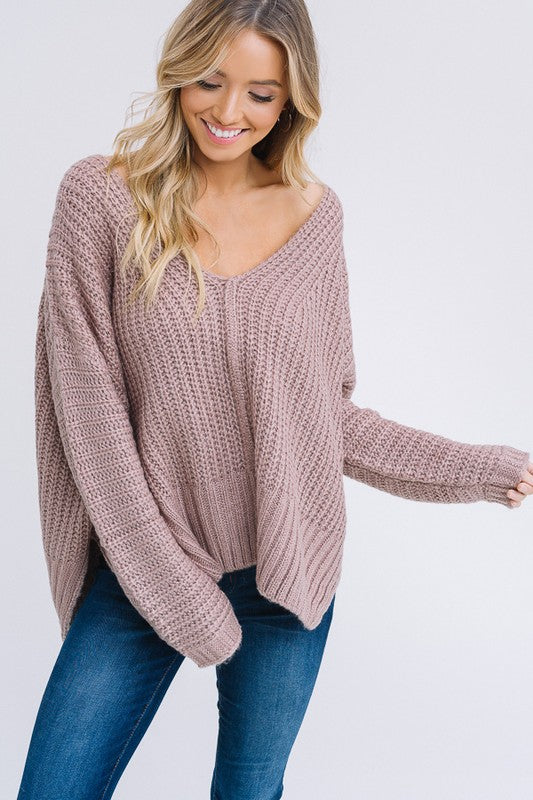 Coffee House Knit Sweater