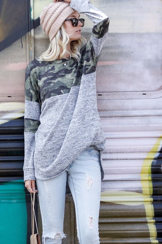 Cameo Sweater Top