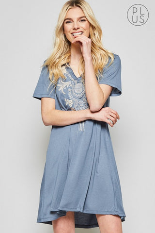 Bondi Plus Dress