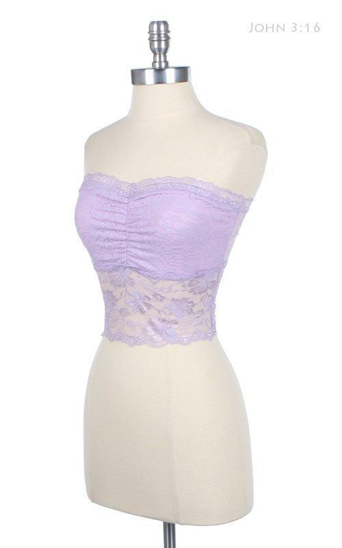 Love and Lace Bandeau (3 colors)