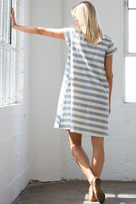 Sailor Stripes Dress
