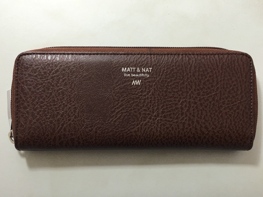 Matt & Nat DL Dwell Wallet (2 Colors)