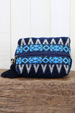 Blues Traveler Makeup bag