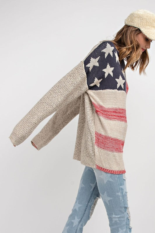 Old Glory Sweater
