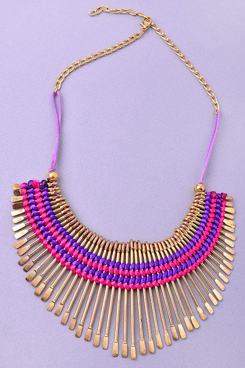 Egyptian Gypsy Necklace