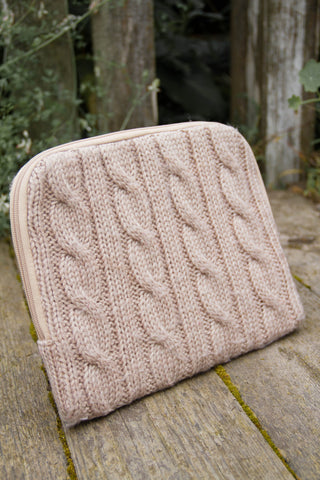 Leyla Knit iPad Case