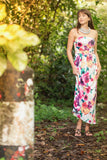 Spring Bloom Maxi Dress