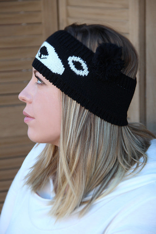 Animal Headband (5 colors available)