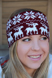 Reindeer Headband (3 colors available)
