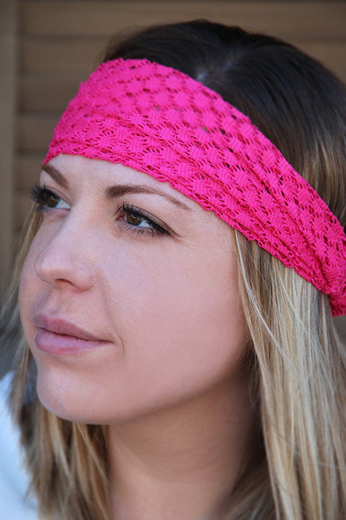 Assorted Pretty Headband (5 colors available)