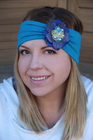Rose Gem Headband (3 colors)