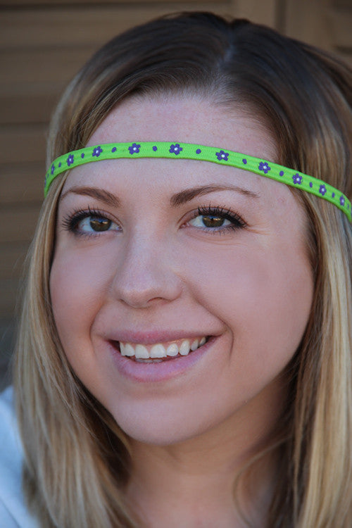 Assorted Workout Hairband (5 colors available)
