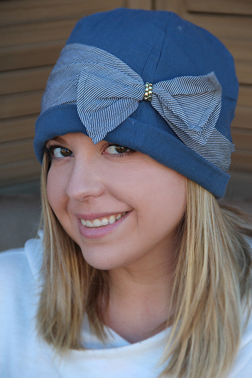 Nautical Beret (Pack of 2)