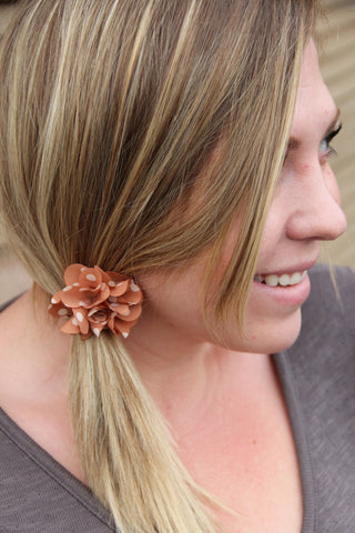 Fabric Flower Hair bands