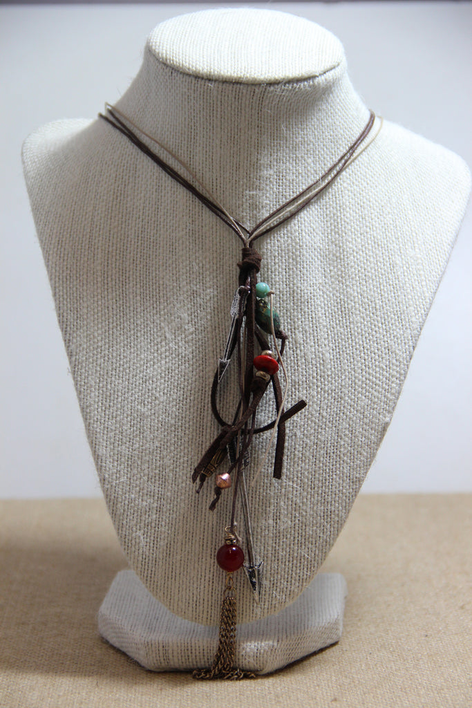 Tribal Mix Necklace