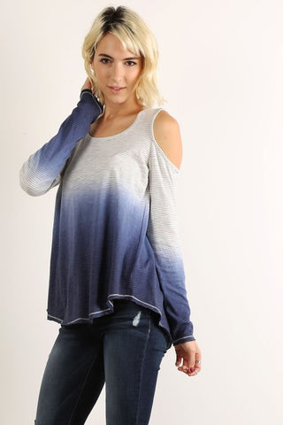 We The Free Ombre Top