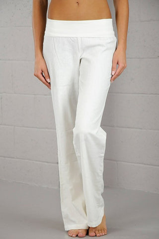 My Favorite Linen Pants