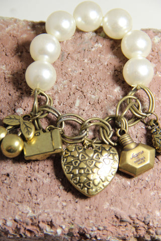 Full Of Charms Bracelet