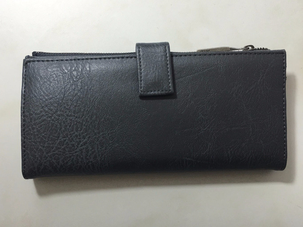 Matt & Nat Motiv Center Snap Wallet