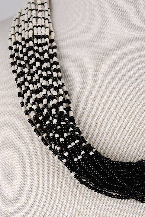 Kirsi Beaded Necklace