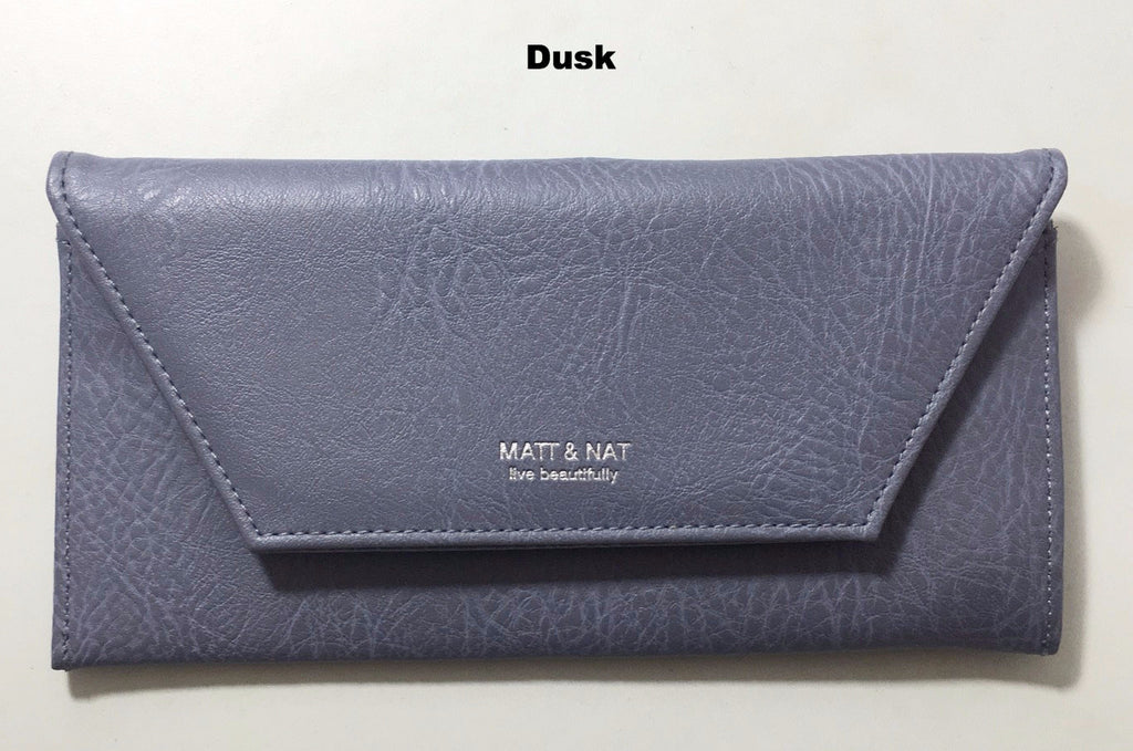 Matt & Nat Nathalie Wallet Small (3 Colors)