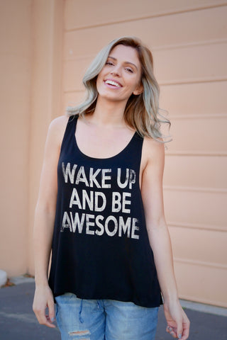 Be Awesome Tank