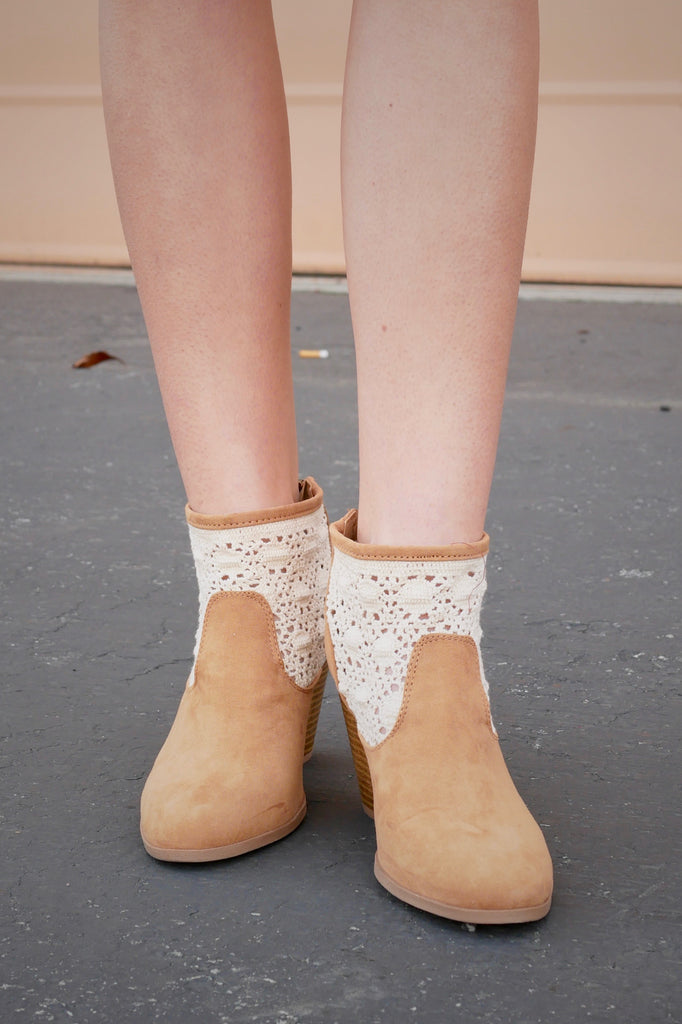 Cute to Boot Booties
