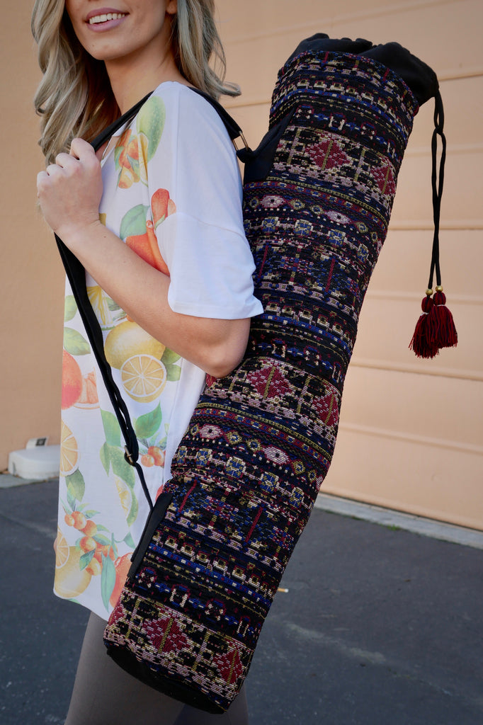 Moroccan Yoga Bag