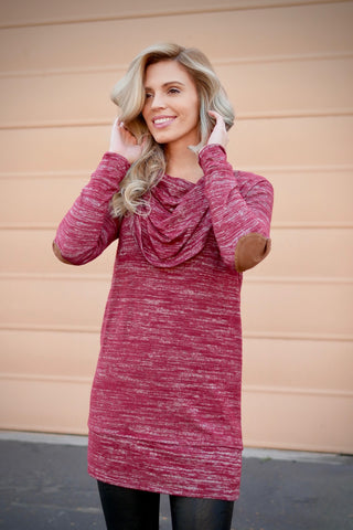 Lovers Hacci Tunic Dress
