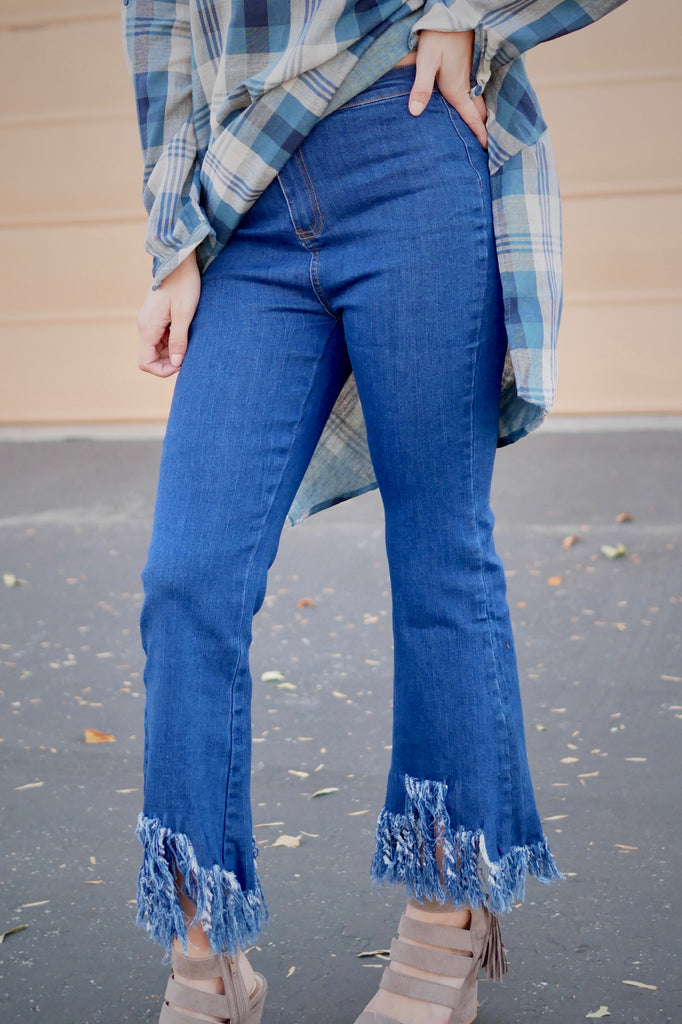 Sway With Wind Denim