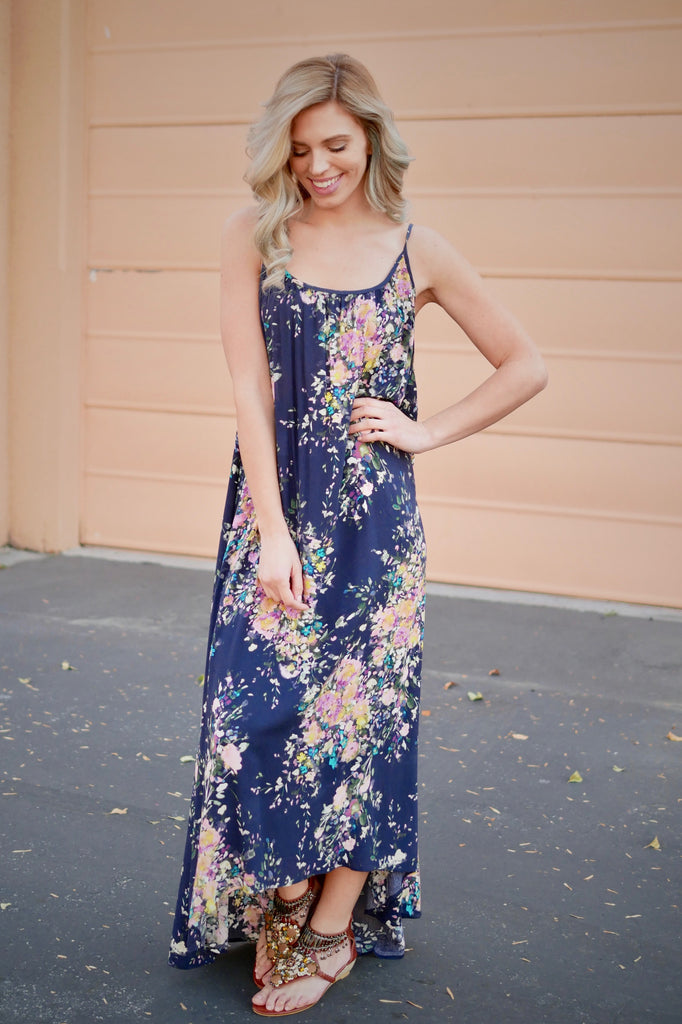 Galaxy Of Stars Maxi Dress