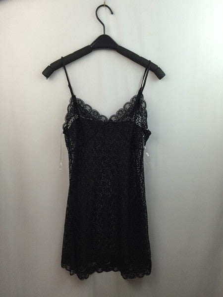 Full Lace Camisole (Black)