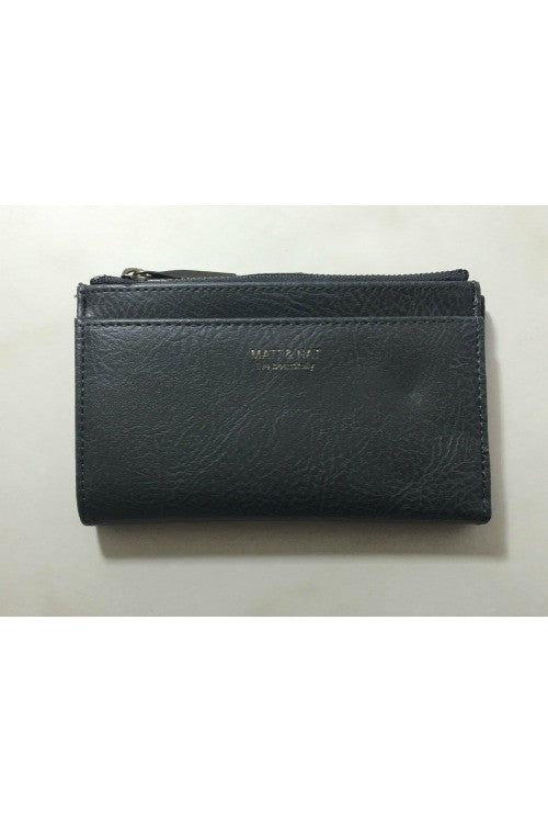 Matt & Nat Motiv Center Snap Wallet Small
