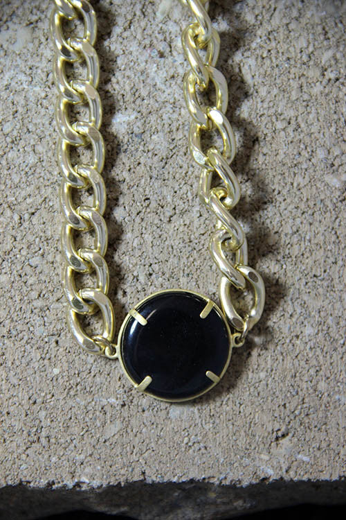 Power Pendant Necklace