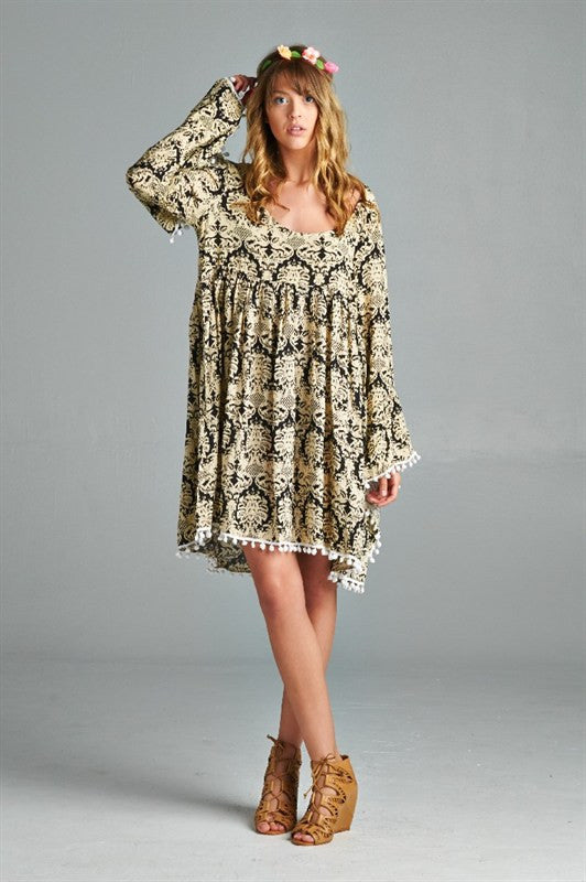 Printemps Tunic Dress