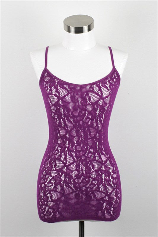 Must Have All Lace Cami (4 colors)