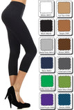 Capri Seamless Leggings (3 colors available)