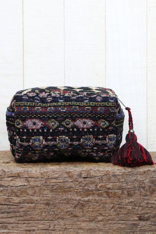 Iron n Wine Cosmetic Bag