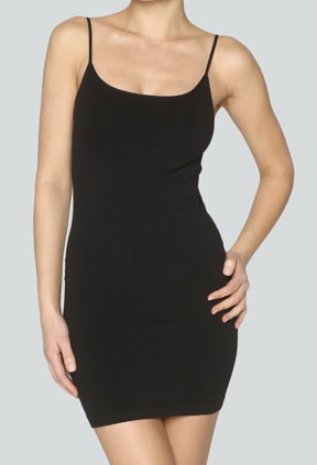Seamless Slip Dress - Layering