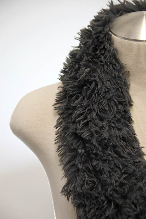 Shag Infinity Scarf (2 Colors)