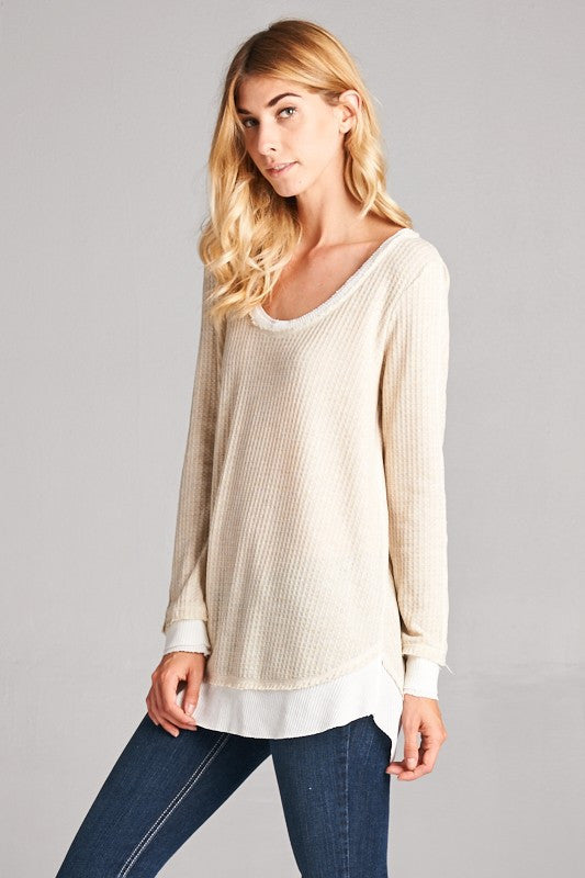 Lexy Thermal Top (2 colors)