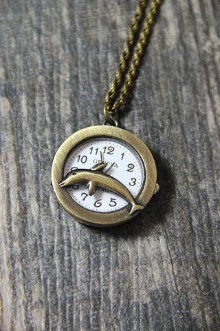 Time Splash Necklace