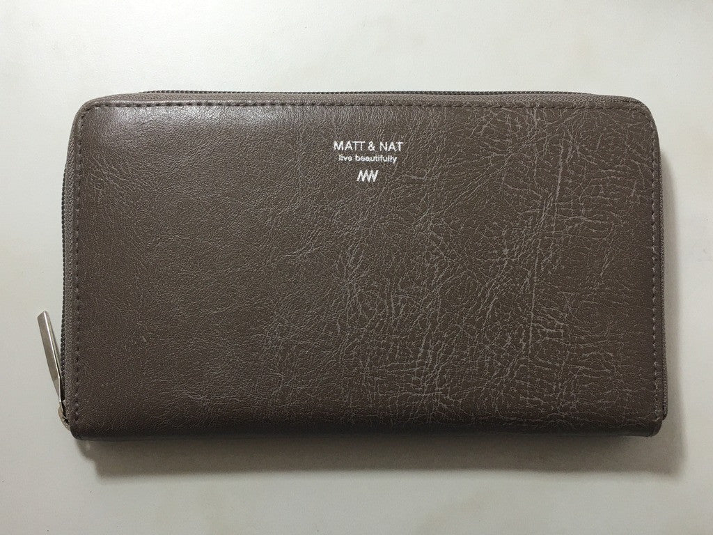 Matt & Nat Trip Dwell Wallet Large (2 Colors)