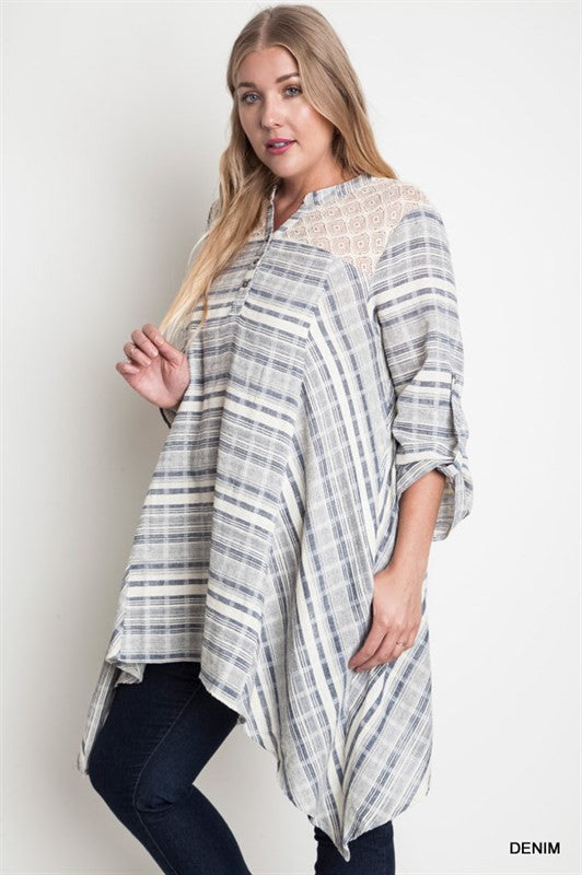 Sing For Joy Plus Tunic